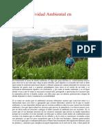 La Conflictividad Ambiental en Guatemala