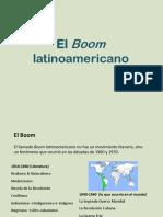 El Boom_Latinoamericano_SPN215.ppt
