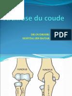 arthrose coude SI TM.ppt