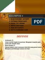 ARITMETHIC & BLOCK DESIGN (1).pptx