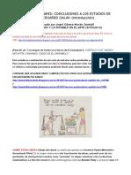 Tesoros Peninsulares. Conclusiones a Los Estudios de Ruiz-gálvez y de Eduardo Galán Introducción, Parte 1ª,2ª y Tablas