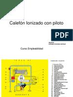 calefont ionizado