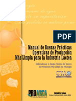 Prevencion de La Contaminaci'on en La Industria l'Actea