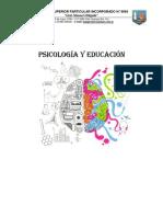 Psicología y Educación.docx
