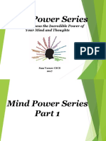 Mind Power Series Ncgfoa Presentation