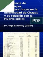 Prevalencia de anticuerpos antimuscarínicos en la Enfermedad de Chagas y su relación con la Muerte súbita n