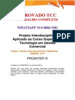 ANHANGUERA PROINTER FINAL GESTÃO COMERCIAL 3 E 4 SEMESTRE.docx