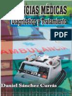 Manual de Urgencias Médicas Dignóstico y Tratamiento. Autor Daniel Sánchez Currás