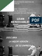 1 Lean Renovables
