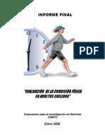 03 Desarrollo y Validacion de Una Tecnica Para La Evaluacion de La Condicion Fisica 2006