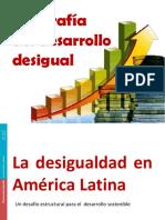 Geografia Del Desarrollo Desigual