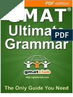 GMAT Grammar Book - Part I
