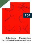 Elementos de Matemática Superiores - I. L. Záitsev