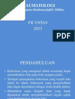 K6. Traumatologi I – KOMPOL. dr. Edi Syahputra Hasibuan, Sp. KF, MH. Kes.pptx