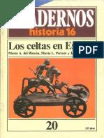 020 Los Celtas en España