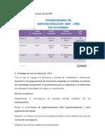 Cronograma de Aplicación de Las NIIF
