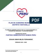 Partido Democrático SomosPerú