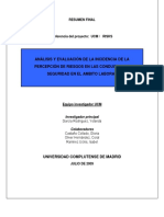 2007 Resumen final RISKS comportamiento seguro.pdf