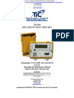 TR 220 Operational Manual