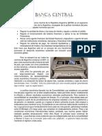 Argentina. a traves de su Banca Central.docx