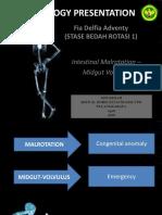 Presentasi Radiologi Yaya