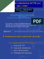 Prevención de estimulación del VD, por  qué y cómo