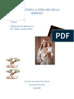 2018- Novena Merced Madrid