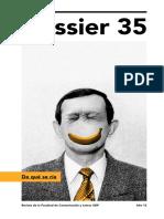 De Qué Se Ríe, Dossier_35