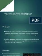 Tratamentos Térmicos 2015 A