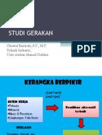 Study Gerakan
