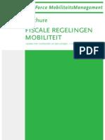 Brochure fiscale regelingen mobiliteit