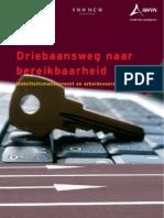 Brochure Mobiliteitsmanagement en arbeidsvoorwaarden