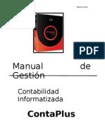 Contaplus Manual Avanzado