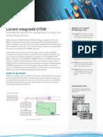 An Integrated OTDR 74C0134