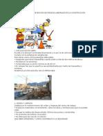 NORMAS BÁSICAS DE PREVENCIÓN DE RIESGOS LABORALES EN LA CONSTRUCCIÓN