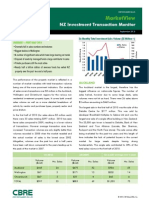 NZ Investment Transaction Monitor Sep 2010