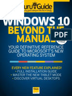 Windows 10 Beyond the Manual