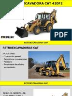 250614 Fundamentos de La Retroexcavadora 420F Cat