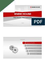 Bnbm House Ppt 2018-8.1