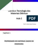 Apostila Materiais Eletricos