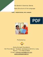 Sanskrit Volume1