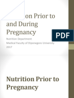 (KATING) Nutrition During Pregnancy 2017