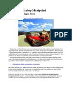 Tutorial Photoshop Manipulasi Menggabungkan Foto.docx