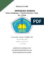 KMB Gagal Jantung ( Dekompensasi Kordis ).doc