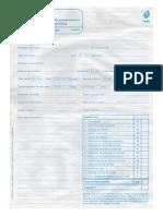 PRO-CÁLCULO Registro de Respuestas 8 Años