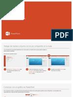 Novedades en PowerPoint 2016