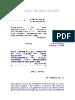 Pagkakaisa Ng Mga Manggagawa Sa Triumph International vs. Ferrer-Calleja, G. R. No. 85915, Jan. 17, 1990
