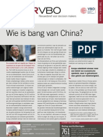 Wie is bang van China?, Infor VBO 32, 7 oktober 2010