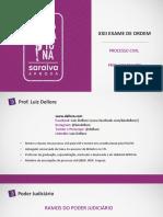 01 Maratona Processo-Civil LUIZ-DeLLORE