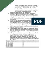 Problemas Estadísitcia y combinatoria.doc